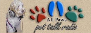 all-paws-pet-talk-radio-banner